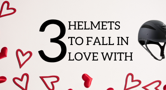 3 Helmets to fall in love with